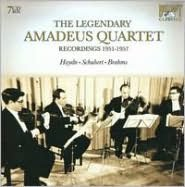 The Legendary Amadeus Quartet, Recordings 1951-1957 [Box Set]