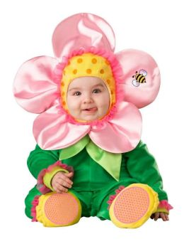 Baby Blossom Infant/Toddler Costume: Size Infant (12-18M)