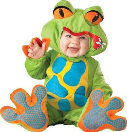 Lil' Froggy Infant / Toddler Costume: 12/18 Months