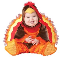 Lil' Gobbler Infant / Toddler Costume: 12/18 Months