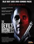 Video/DVD. Title: The Devil's Business