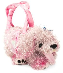 Fancy Nancy Plush Frenchy Handbag