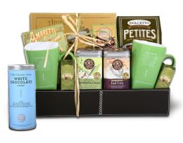Tea & Treats for Mom Gift Set