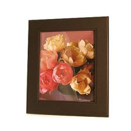 Faux Leather Photo Frame 8x10? (set of 2)