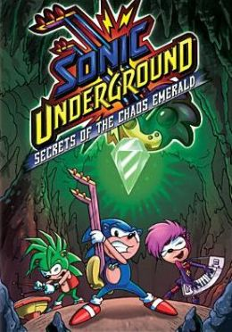 Sonic Underground: Secrets of the Chaos Emerald