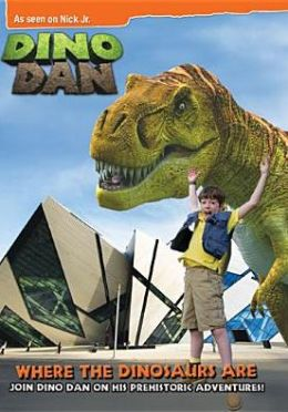 Dino Dan: Where The Dinosaurs Are