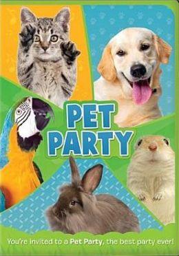 Animal Atlas: Pet Party