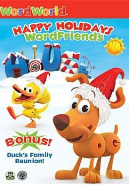 Wordworld: Happy Holidays, Wordfriends