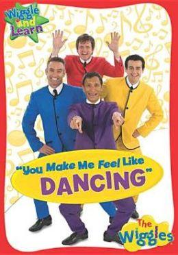 Wiggles: Feel Like Dancing W/Fitness Dvd