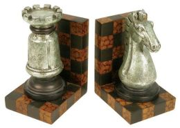 Sterling Industries 87-2346 Grand Master Bookends