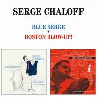 Blue Serge/Boston Blow-Up!