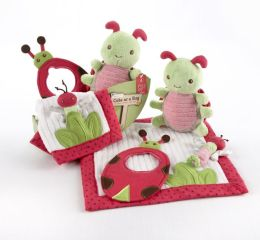 Cute As a Bug Critter Gift Set