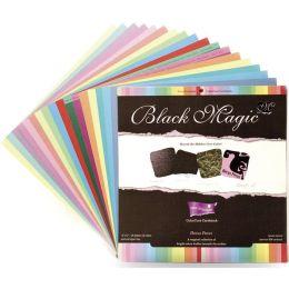 Core'dinations Black Magic Cardstock Asst 12