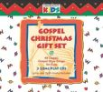 CD Cover Image. Title: The Gospel Christmas Gift Set, Artist: Cedarmont Kids