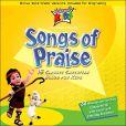 CD Cover Image. Title: Songs of Praise, Artist: Cedarmont Kids
