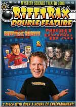 Rifftrax Double Feature: Night Living Dead Best Of