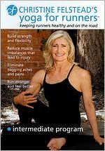 Christine Felstead's Yoga for Runners: Intermediate Program
