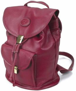 Claire Chase 331E-red Classic Bak-Pak - Red