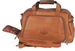 Claire Chase 328E-saddle Weekender Duffel - Saddle