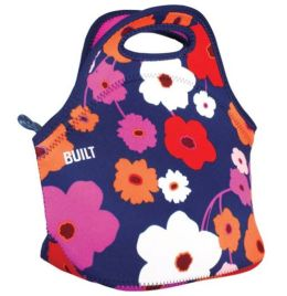 Gourmet Getaway Lunch Tote - Lush Flower