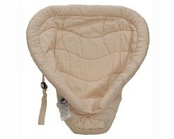 ERGO Baby Heart2Heart Infant Insert - Blush beige