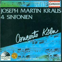 Kraus, Joseph Martin