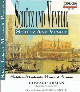 Schütz und Venedig