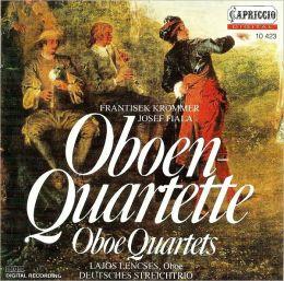 Fiala/Krommer: Oboe Quartets