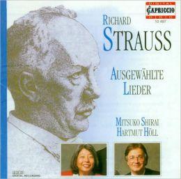 R. Strauss: Ausgewählte Lieder