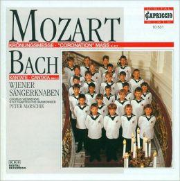 Mozart: Krönungsmesse; Bach: Kantate