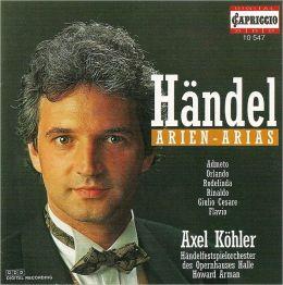 Händel: Arien