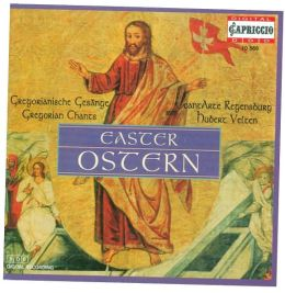 Easter: Gregorian Chants