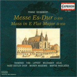Schubert: Mass in E flat major; Tantum Ergo
