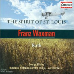 Symphonic Poems by James Forsyth Based on Franz Waxman's