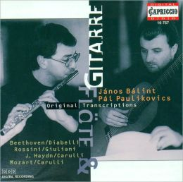 Flöte & Gitarre: Original Transcriptions
