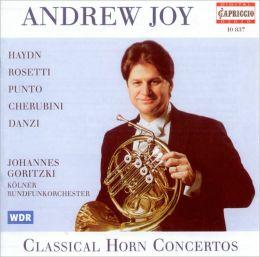 Classical Horn Concertos