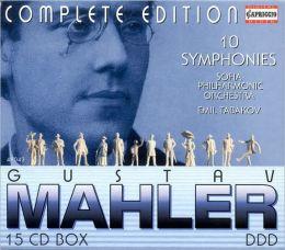 Mahler: 10 Symphonies (Complete Edition) (Box Set)