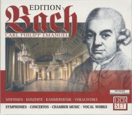Eiditon Bach (C.P.E. Bach)