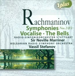 Rachmaninov: Symphonies Nos. 2 & 3; Vocalise; The Bells