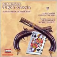 Prokofiev: Eugen Onegin; Pique Dame