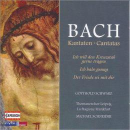 J.S. Bach: Cantatas - BWV 56, etc.