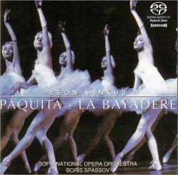 Léon Minkus: Paquita; La Bayadere [Hybrid SACD]