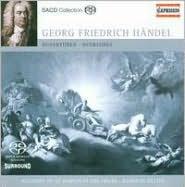 Georg Friedrich Händel: Overtures