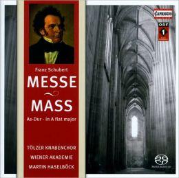 Schubert: Messe [Hybrid SACD]