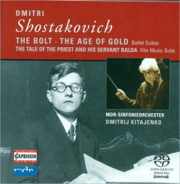 Shostakovich: The Bold; The Age of Gold [Hybrid SACD]