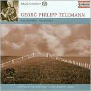 Georg Philipp Telemann: Overtures