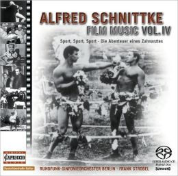 Alfred Schnittke: Film Music, Vol. 4