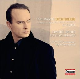 Schumann: Dichterliebe; Schubert: Songs