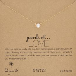 Pearls of Love Necklace, 16