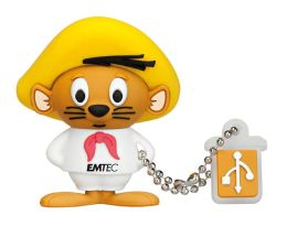 EMTEC L102 Looney Tunes Speedy Gonzales 4 GB USB 2.0 Flash Drive